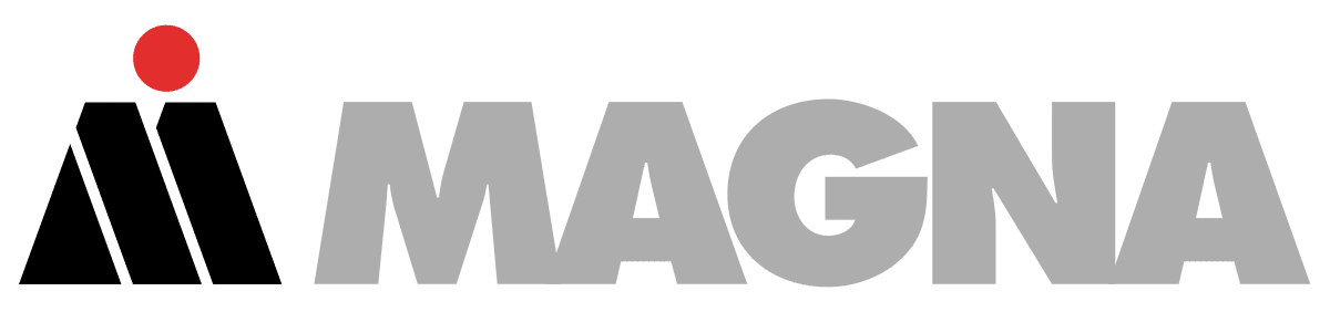 Logo Kooperationspartner Magna Steyr Fahrzeugtechnik