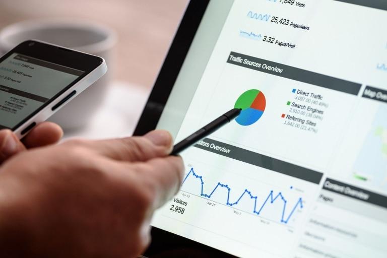 Google Analytics Daten auswerten