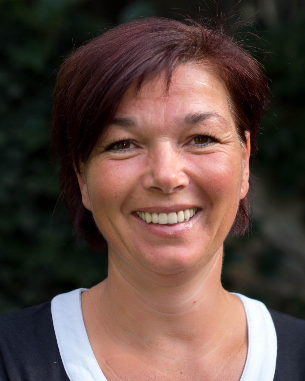 Margit Schmiedbauer: Leitung Beratungsstelle Kalsdorf und Fachstelle .hautnah.