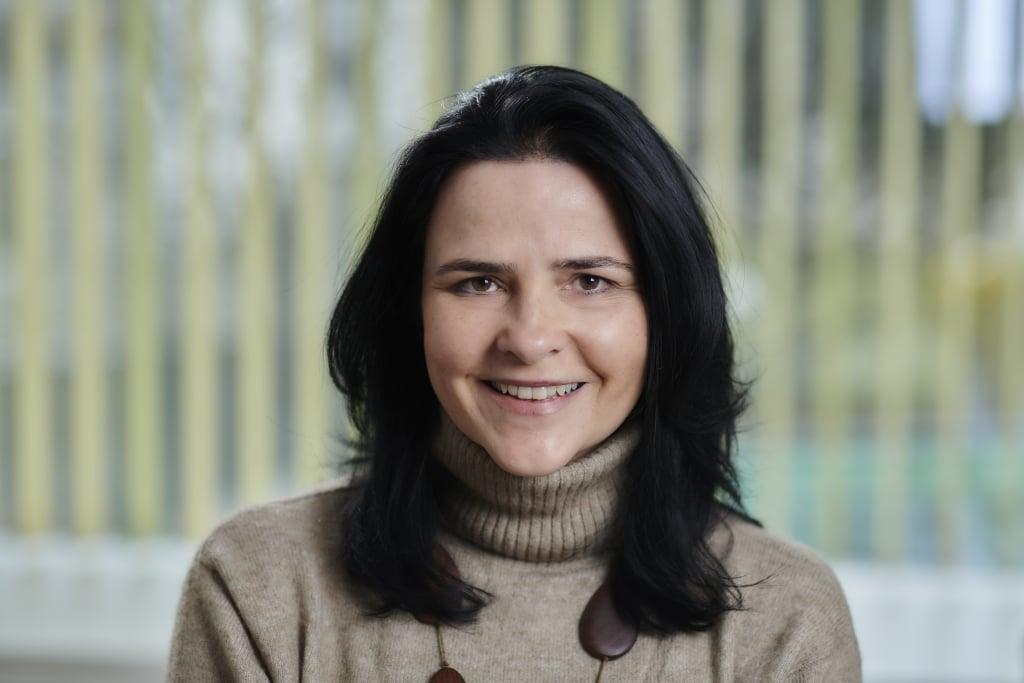 Martina Afolabi: Leitung Familienentlastung