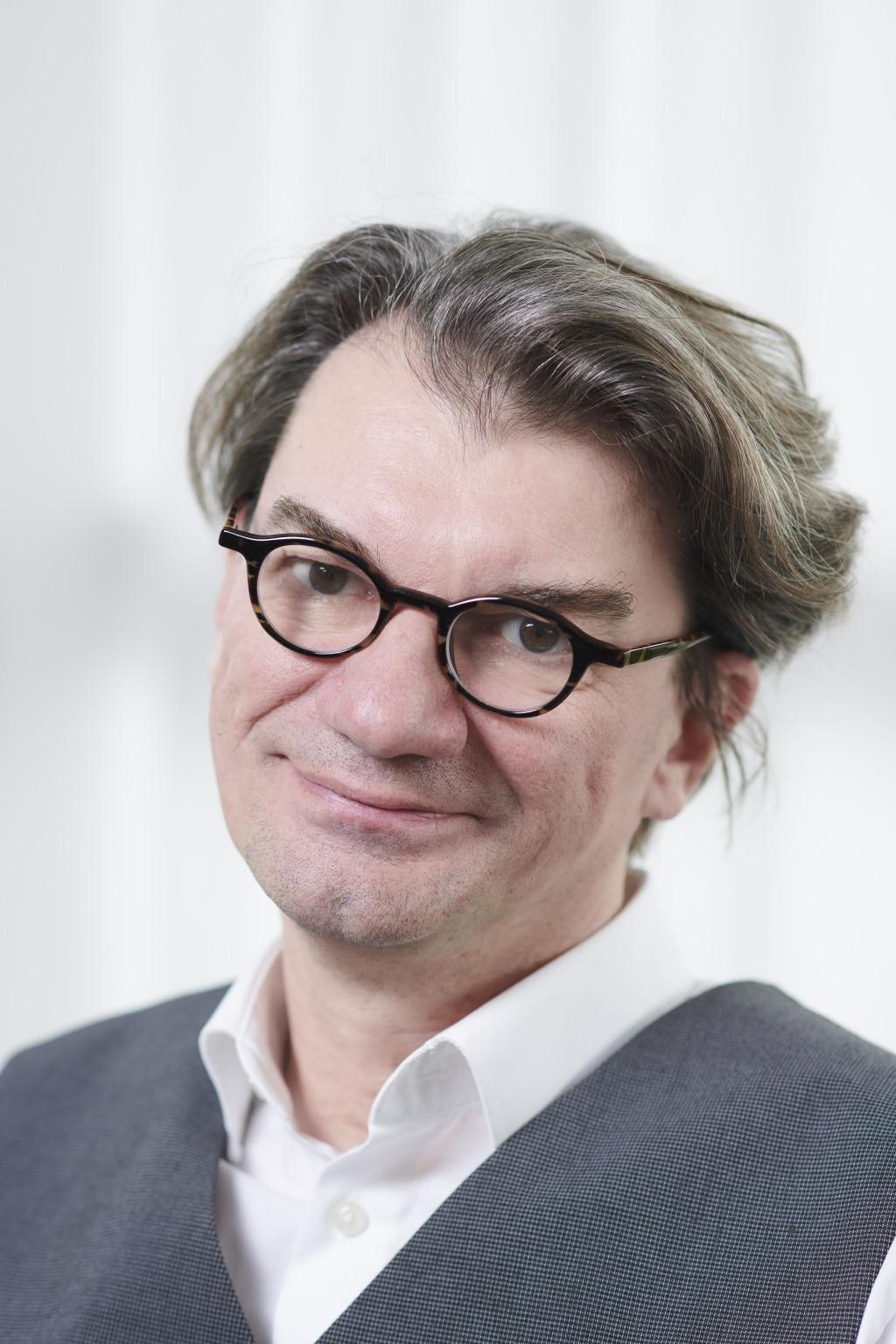 Geschäftsführer Thomas Driessen