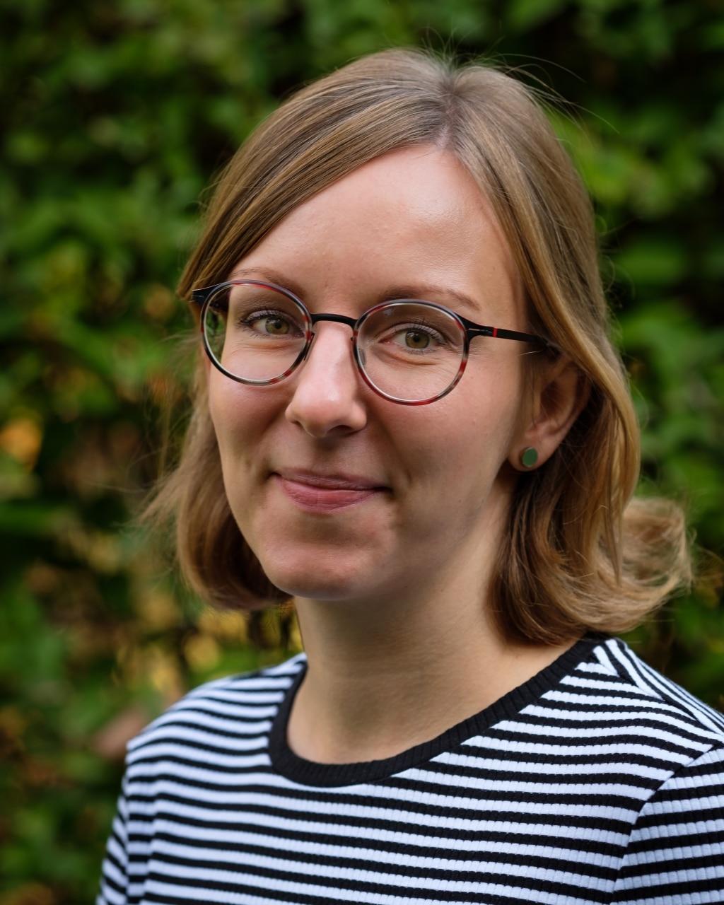 Stefanie Pillip: Öffentlichkeitsarbeit und Fundraising