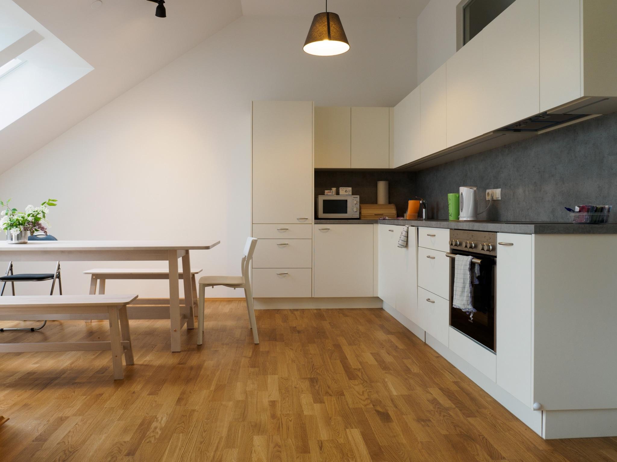 Küche in Wohnhaus