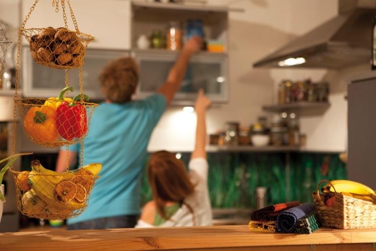 Hilfe in der Küche
