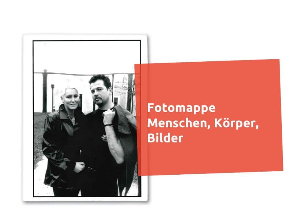 Fotomappe Menschen, Körper, Bilder
